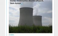 elektrisches Atomkraftwerk