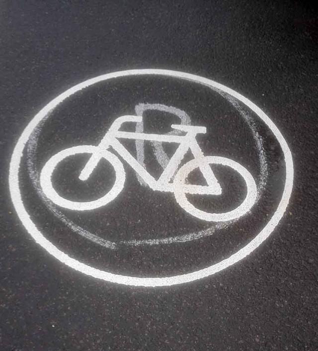 bikelandeplatz