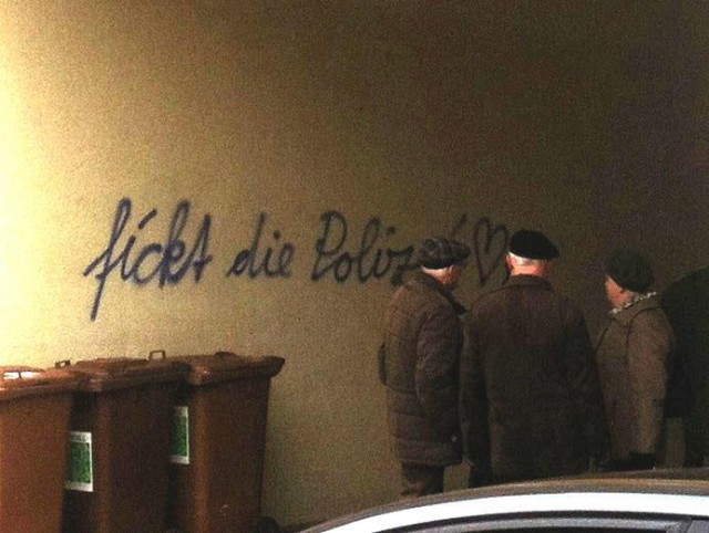 love the polizei